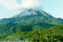 Mt. Bulusan Volcano National Park, Sorsogon