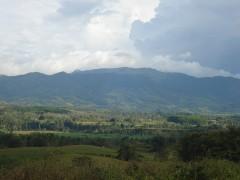 Pantaron Mountain Range