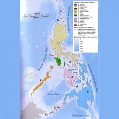 The Biogeographic Regions of the Philippines