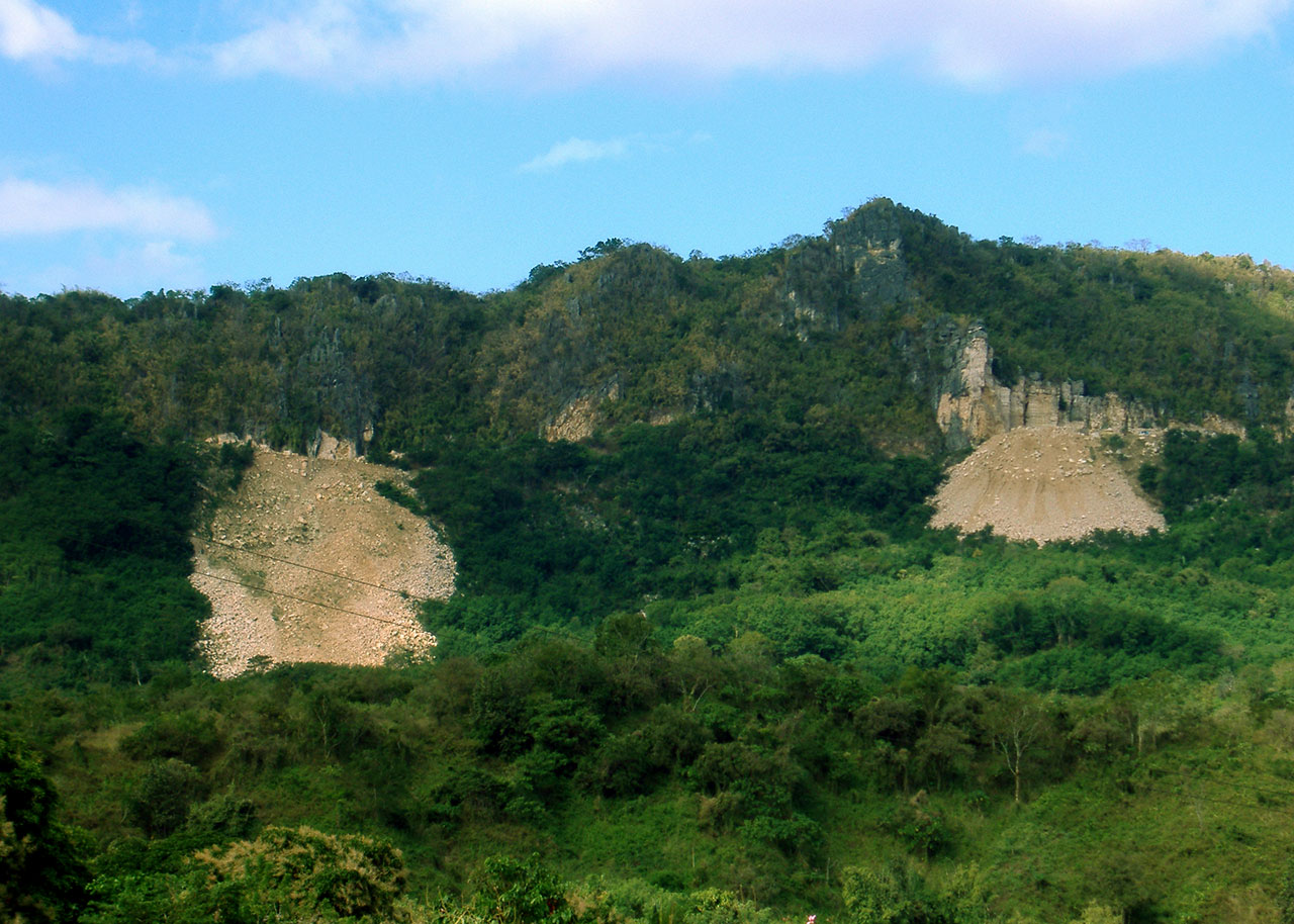 Biak-na-Bato Quarrying