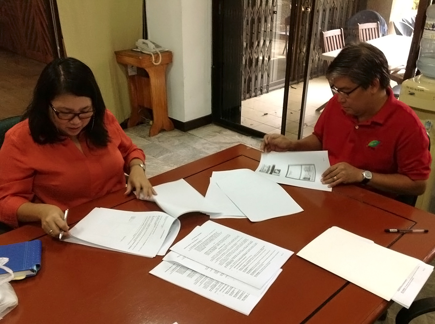 FPE-Haribon MOA Signing