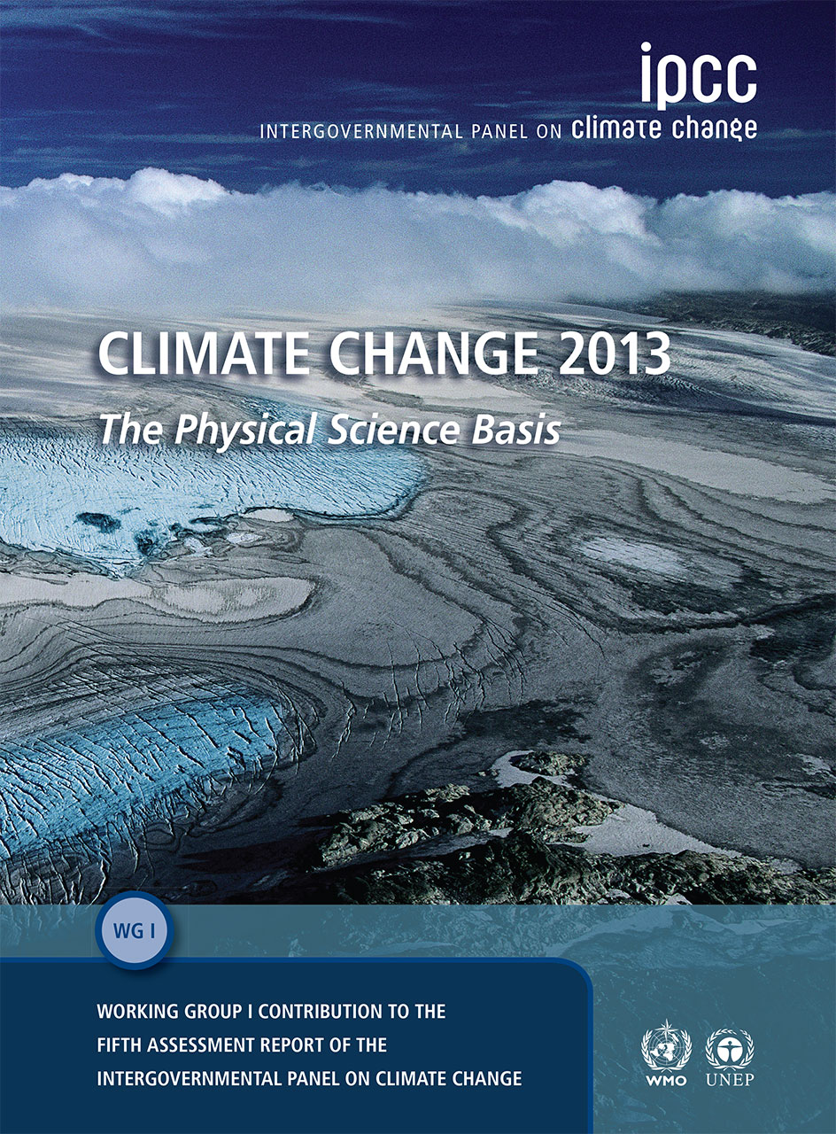 IPCC's Fifth Assessment Report on Climate Change